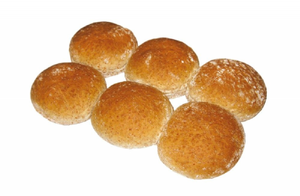 Island's Choice Brown Extra Soft Rolls 6 Pack
